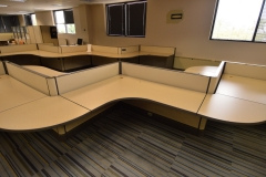 Herman Miller AO2 low-height call center workstations 200 available