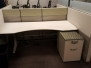 Herman Miller Ethospace sit/stand small workstations - 12 available