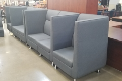 Arcadia Hush Lounge Seating - 8 pieces available