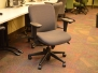 Haworth \'Look Fully Adjustable Task Chair Charcoal Fabric - 50 available