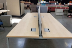 Haworth Planes Benching - 12 available