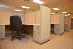 """Haworth Unigroup Too 6x7 54""""h low/mid height (68) available"""