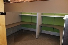 Haworth Compose 6' workstations - 17 available