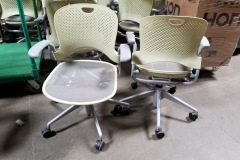 Herman Miller Caper office chair - 36 available SPECIAL WORK AT HOME PRICE $199.00
