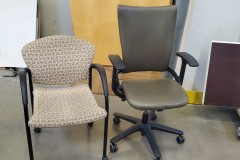 Allsteel Sum Task + Guest chair combo 20 + 40 available