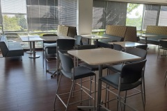 Coalesse and National Cafe, Collaboration, and Breakroom Sets