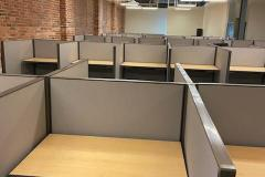 Herman Miller AO2 call center workstations 4'w and 5'w - 100 available
