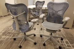 Herman Miller Mirra Task Chair limited qty - SPECIAL WORK FROM HOME PRICE $295!